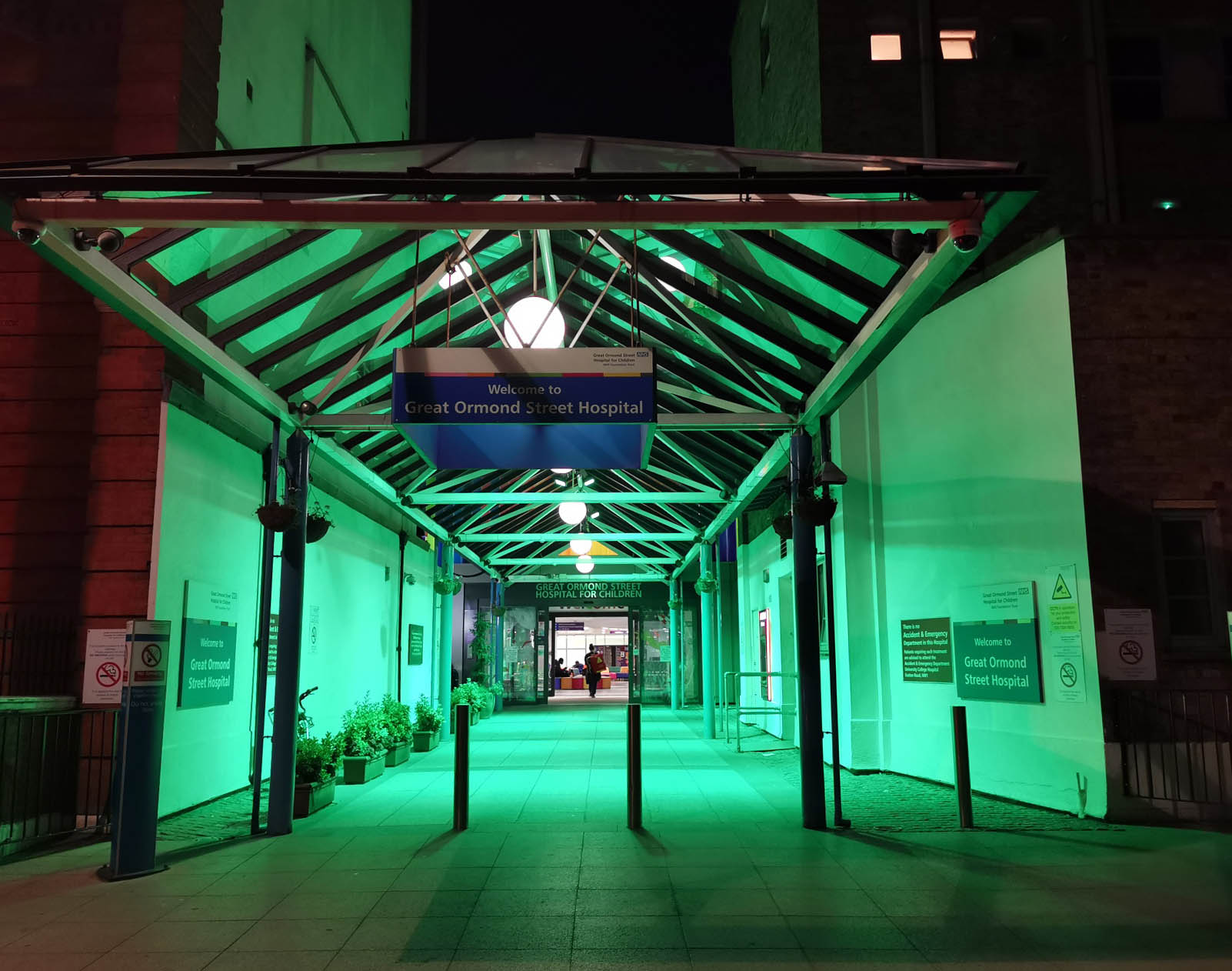 Great Ormond Street Hospital Green