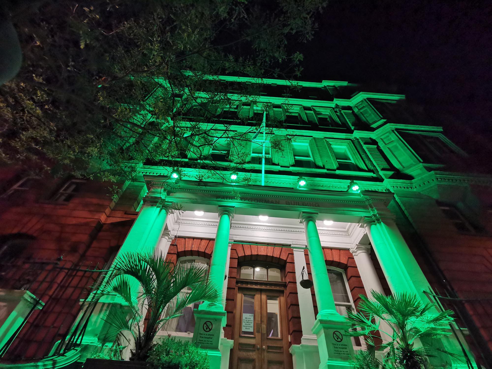 Great Ormond Street Hospital Green